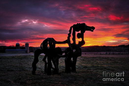 Reid Callaway - The Iron Horse Sun Up
