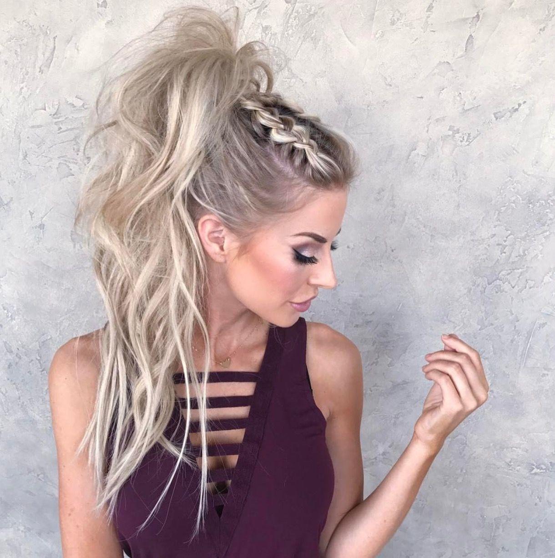 15 Latest Half Up Half Down Wedding Hairstyles For Trendy: Pinterest @anibird18 ⁎⁺˳ ˚