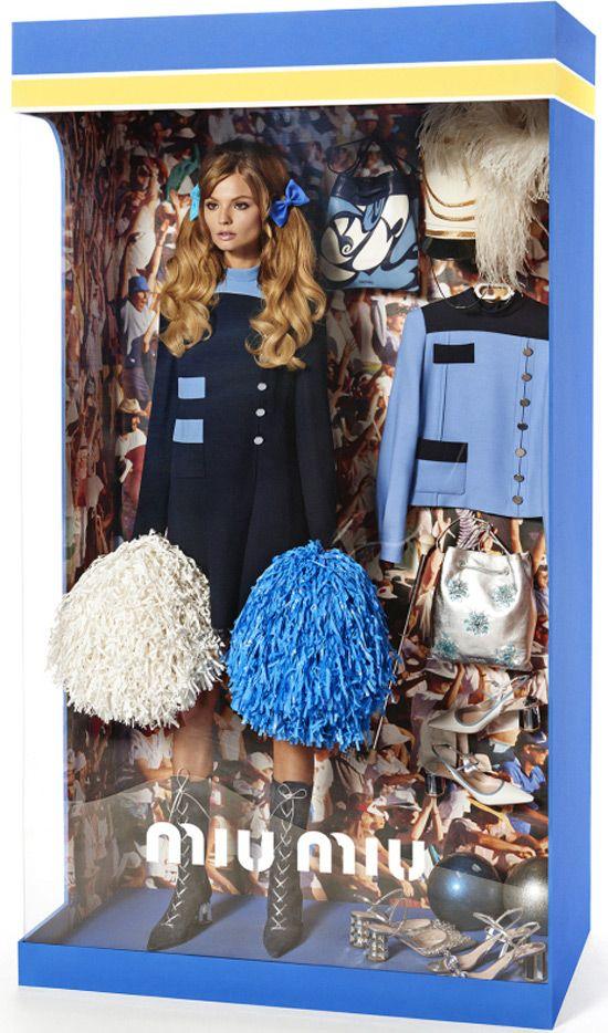 Editorial Loving: Vogue Paris   Real Life Designer Barbie Dolls