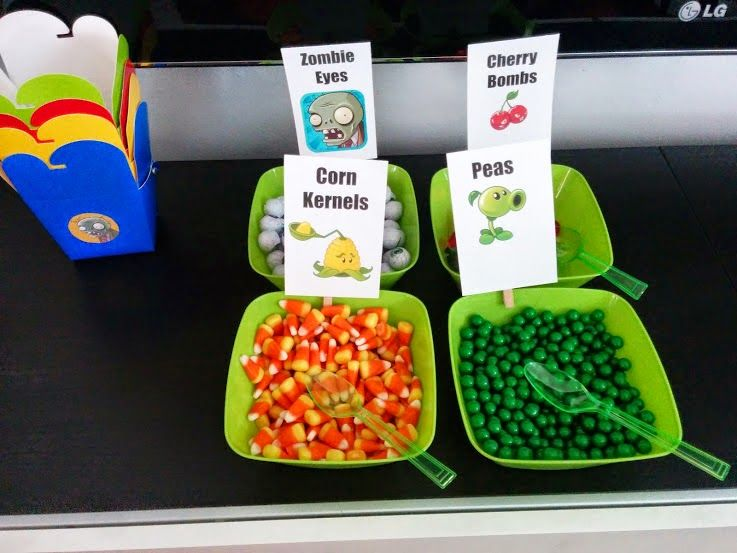 95 best Plants vs zombies birthday party images on Pinterest