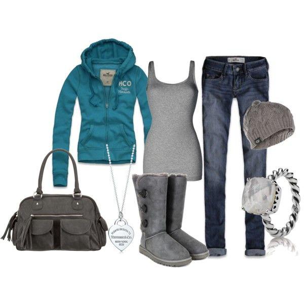 turquoise - wintertime.