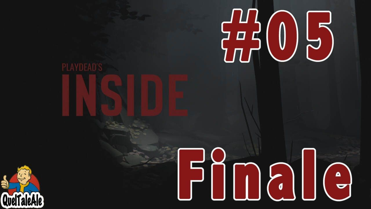 Inside - Gameplay ITA - Walkthrough #05 - Finale | GAME