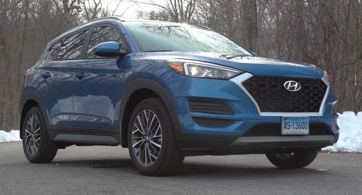 Consumer Reports 2019 Hyundai Tucson Is Better, But Still
