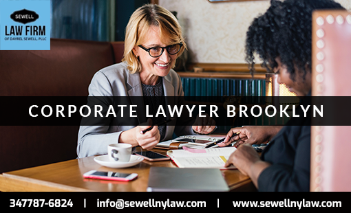 Corporate Lawyers Brooklyn Specialist Dayrel S Sewell With