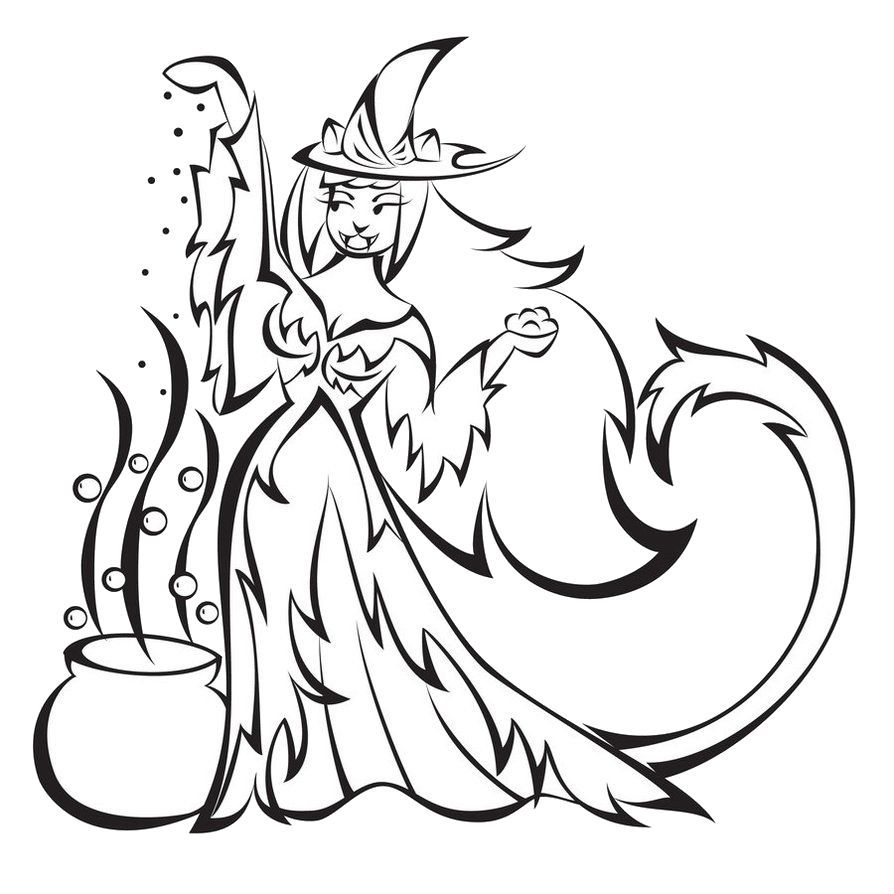 Witches Are Making Potions | Magic, Wizards and Witches | Pinterest ...