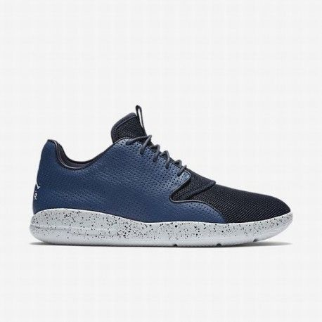 Men's Jordan Eclipse French Blue/Obsidian/Pure Platinum/White