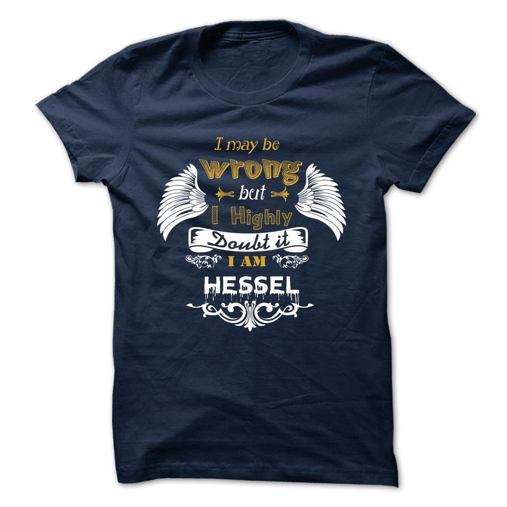 [Popular tshirt name ideas] HESSEL Teeshirt this week Hoodies, Tee Shirts