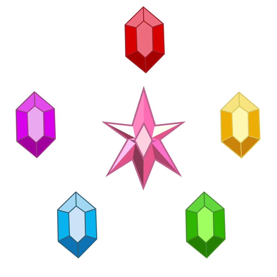 Elements Of Harmony Gems By Techrainbow My Little Pony Drawing Mlp My Little Pony My Little Pony Pictures