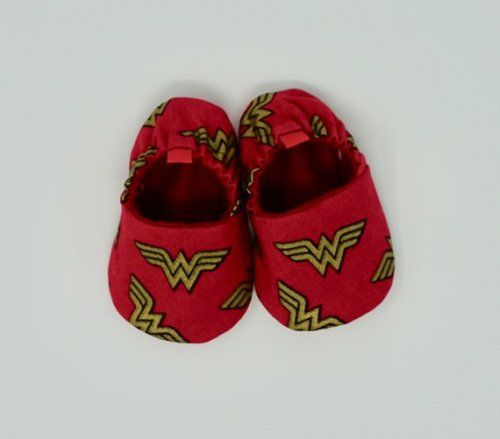 7619deb060703 Buy Now Wonder Woman Baby Shoes DC Comics Baby Shoes Soft Sole ...