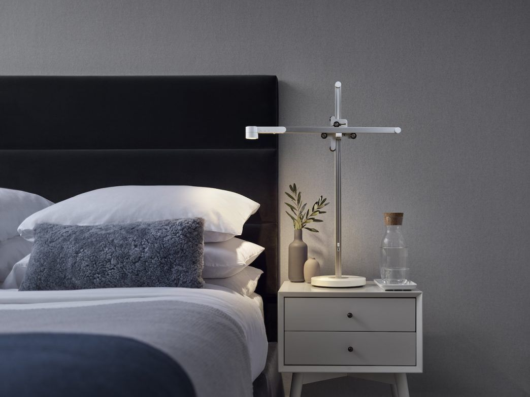 Can This $9 Dyson Lamp Really Help You Sleep Better?  Bedroom