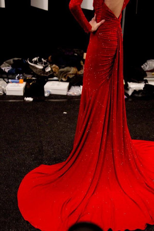 exquisite evening gown red passion pinterest backstage gowns and michael kors. Black Bedroom Furniture Sets. Home Design Ideas