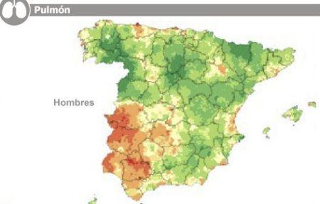 Cáncer en España: menos código genético y más código postal.