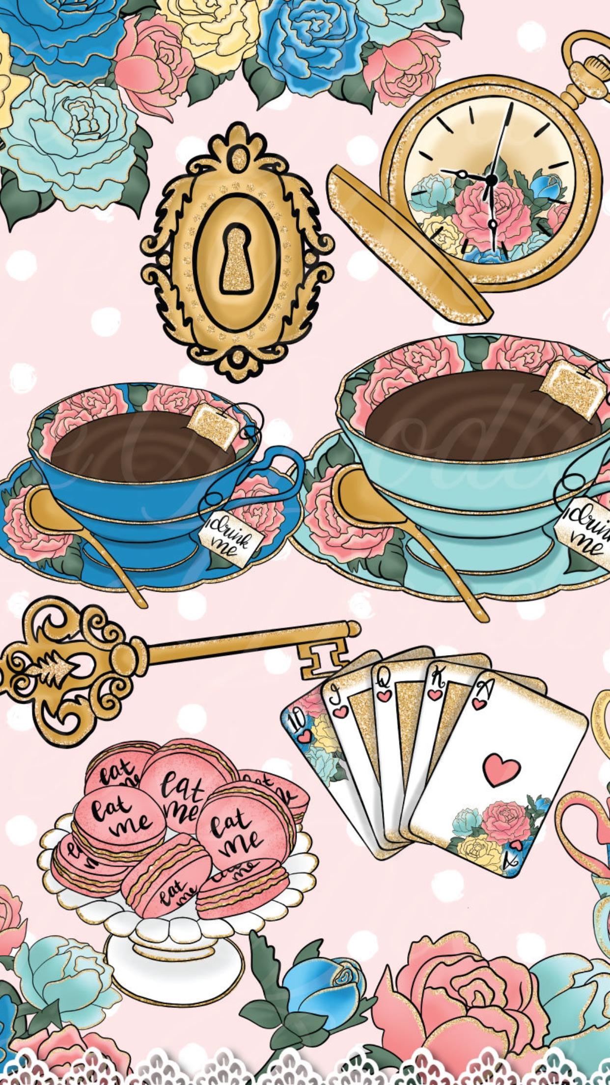 Tea And A Adventure With Alice Alice No Pais Das Maravilhas