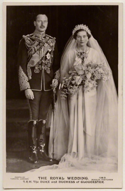 Earl Of Ulster Wedding: Duke And Duchess Of Gloucester