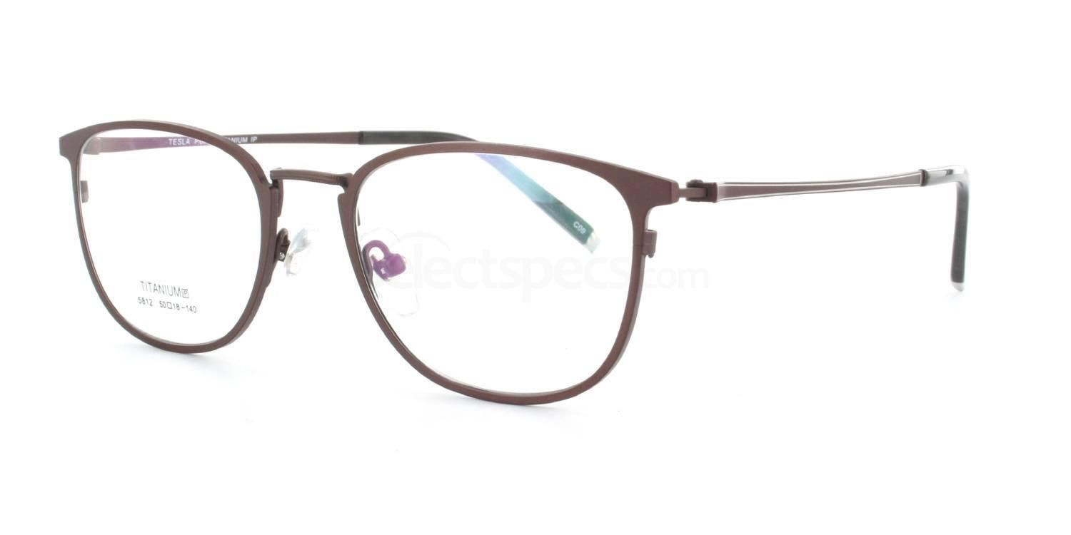 15b8d418bb54 Tesla Pure Titanium 5812 glasses. Free lenses