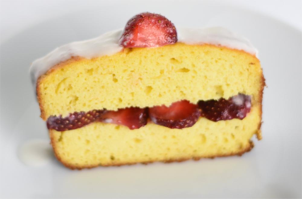 Gâteau quatre quart keto / cétogène / LCHF / sans gluten #quatrequart Gâteau quatre quart keto / cétogène / LCHF / sans gluten #quatrequart
