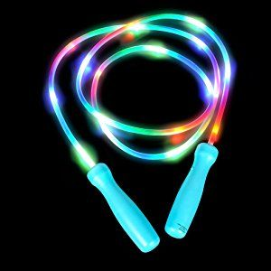 Light Up Jump Rope Light Up Jump Rope 1 Pc  Mom And Dad Gifts  Pinterest