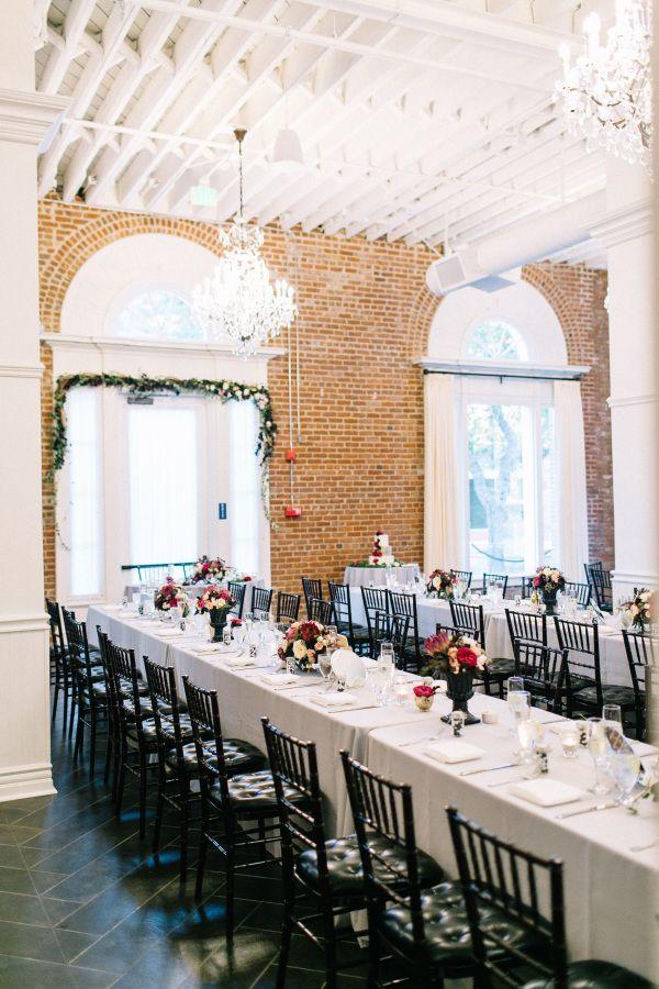 Elegant + Traditional Boston Harbor Hotel Wedding