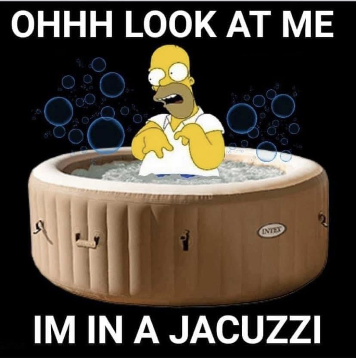 Pin By Les Pinchbeck On Meme Facebook In 2020 Jacuzzi Memes