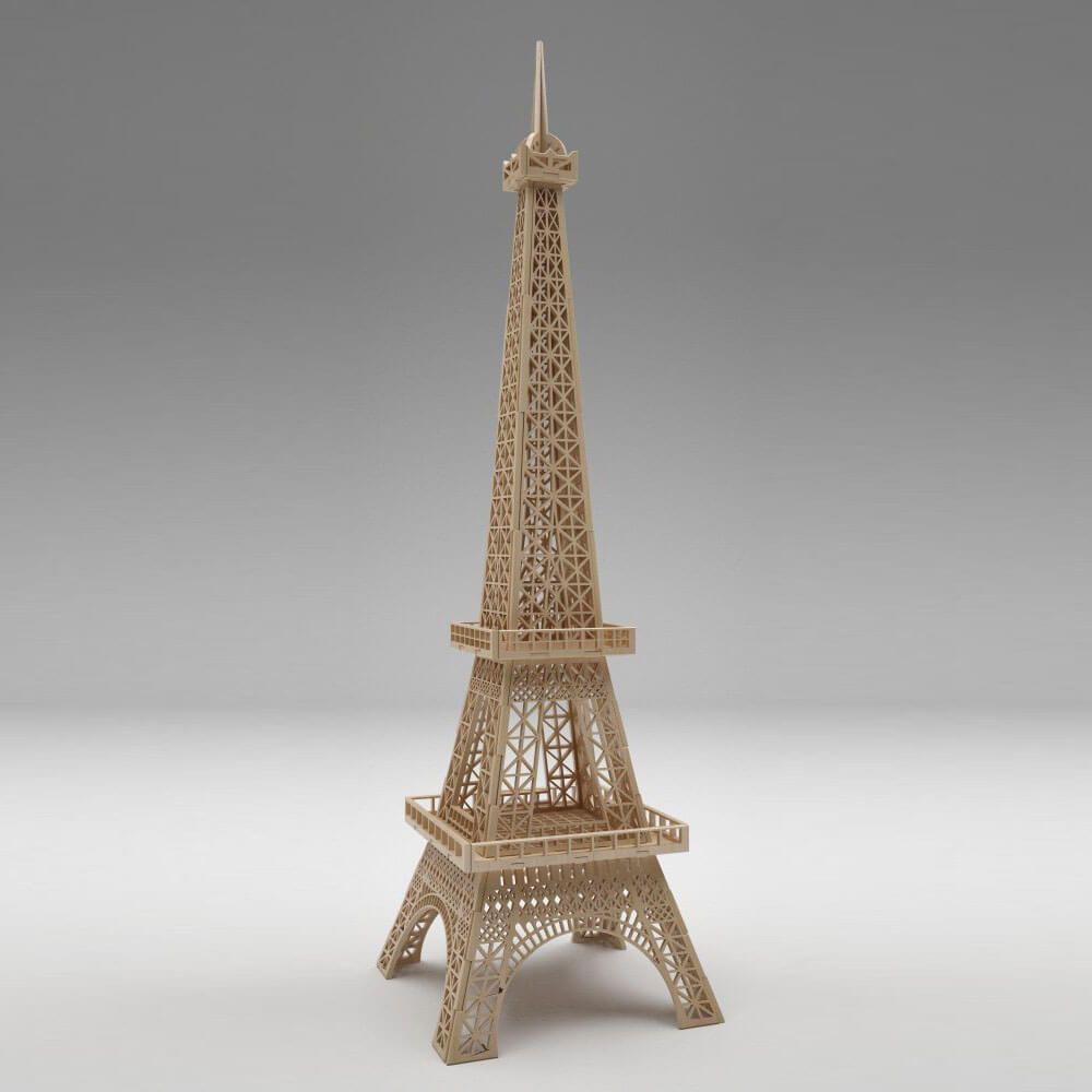 10 Beautiful Historic Buildings In 3d Models In 2020 Eiffel Tower Eiffel Tower