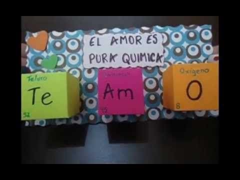 Detalle para novio el amor es pura qumica tabla peridica como hacer detalle para novi el amor es pura qumica tabla peridica gotitadeaguaadm urtaz Choice Image