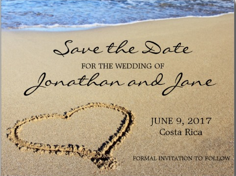 Check Out These Awesome And Unique Destination Wedding Save The Date Ideas Plus All Your Etiquette Questions Answered