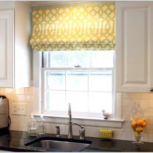 Kitchen Window Blinds Or Curtains