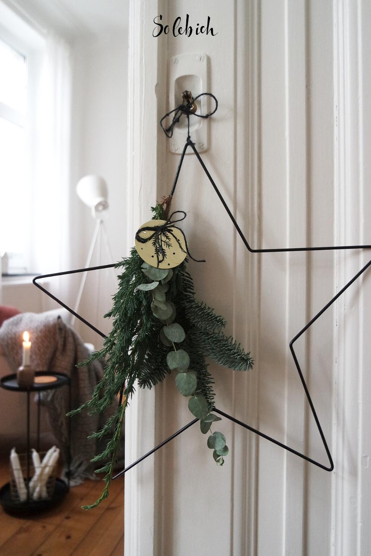 Die schönsten weihnachtlichen Dekoideen mit Dekosternen!