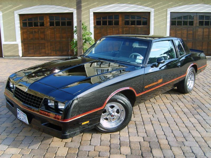1988 monte carlo ss love this car dream about pinterest the chevrolet monte carlo lasted six generations running from 1970 to the ss version pictured is a high performance model popular with vintage car sciox Image collections