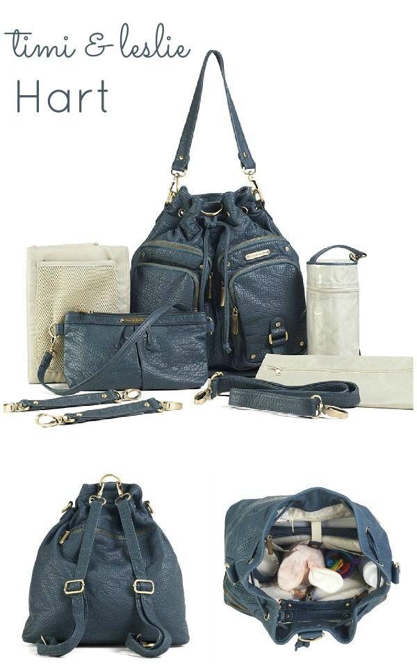 Timi Leslie Hart Diaper Bag Best Backpack Bags Tote
