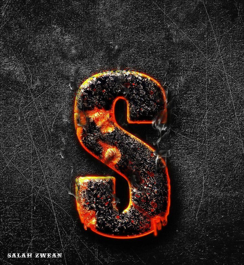 Cool Letter Styles S Fire style .. letter s by | ╰☆╮ ŦÁŃČŶ ...