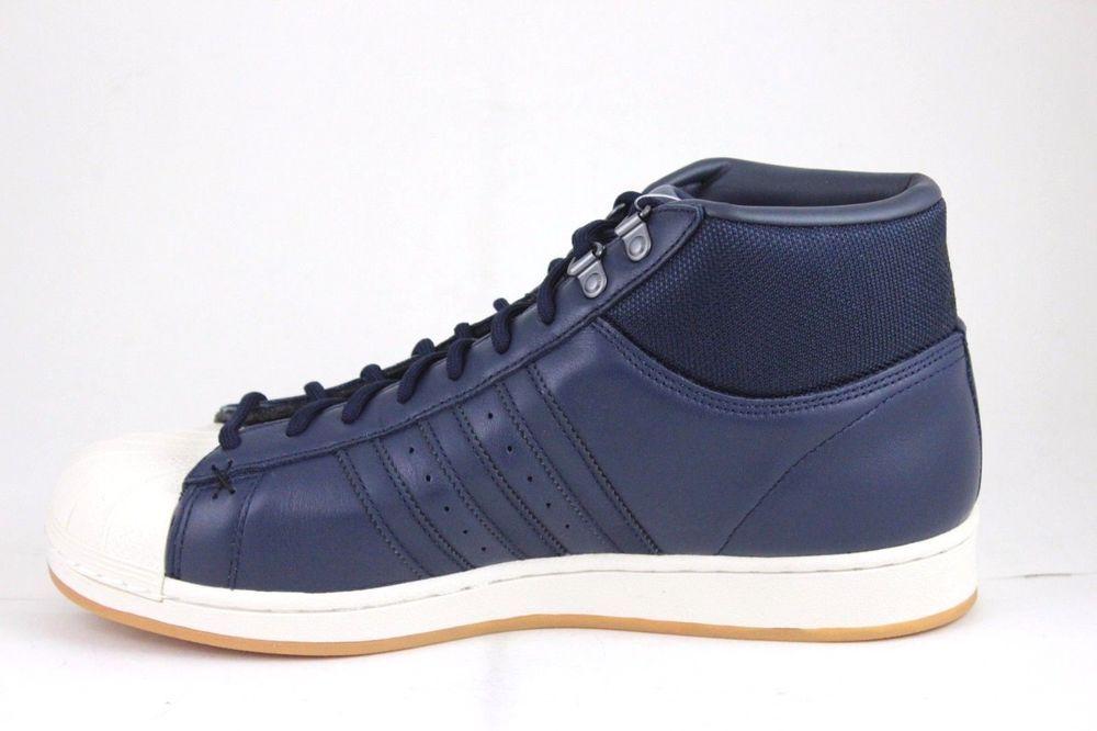 Adidas Men's B39507 Pro Model BT Navy