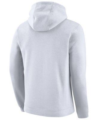 Nike Men s Miami Heat Earned Edition Logo Essential Hoodie - White 3XL cb36f79c7