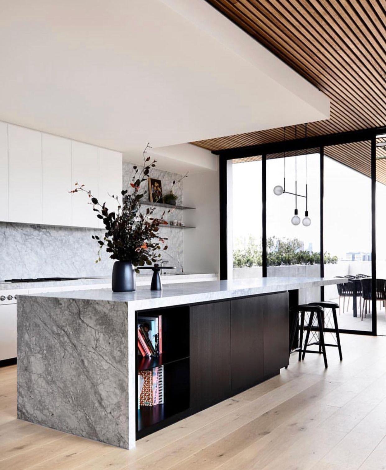 Pinterest: @namchaz 🇳🇵 | Minimalist kitchen design, Modern ...