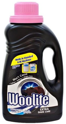 Favorites Fridays Black Detergent Laundry Detergent Woolite