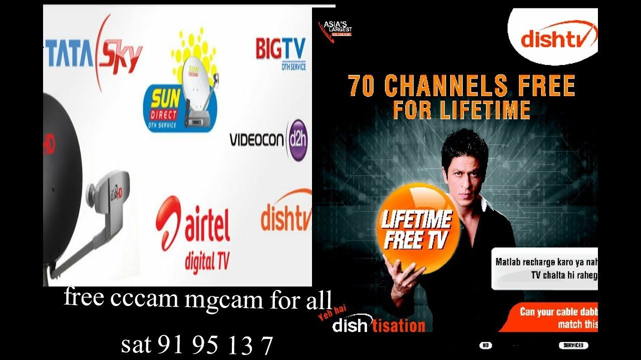 sun hd dish tv hotbird playboy mgcam cccam cline life time