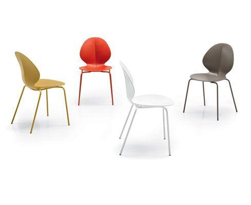 Basil di calligaris tavolo e sedie