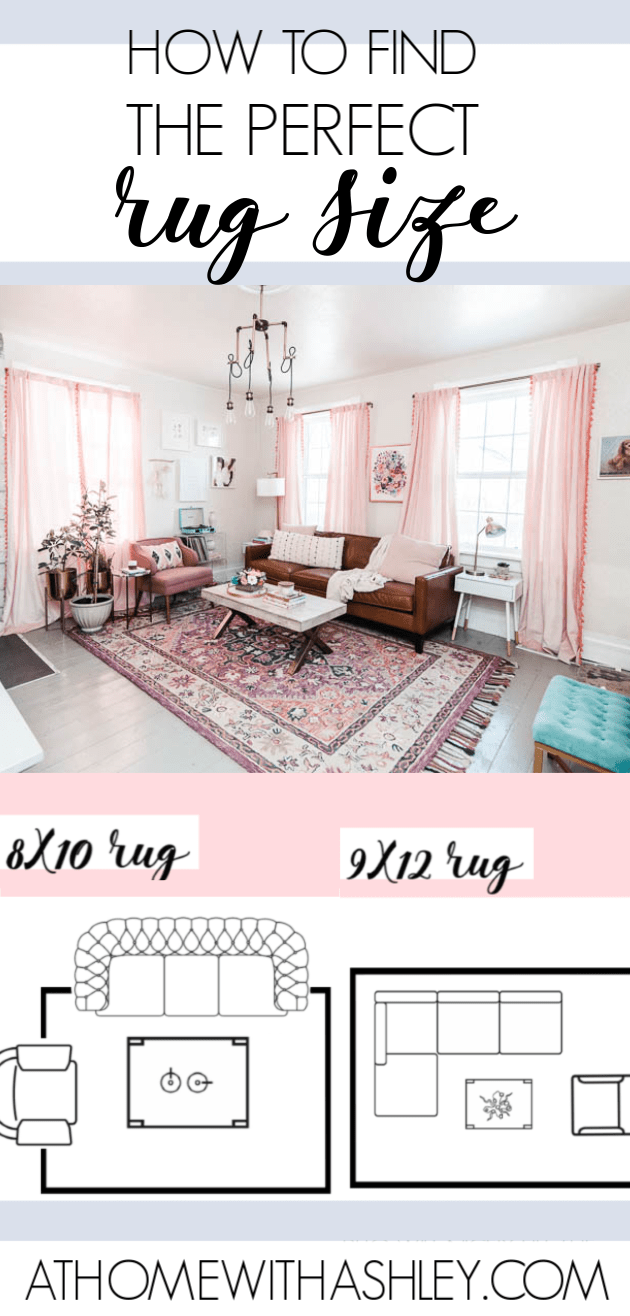 Rug Size Guide At Home With Ashley Dining Room Rug Size Rug Size Guide Bedroom Rug Size #rug #dimensions #for #living #room