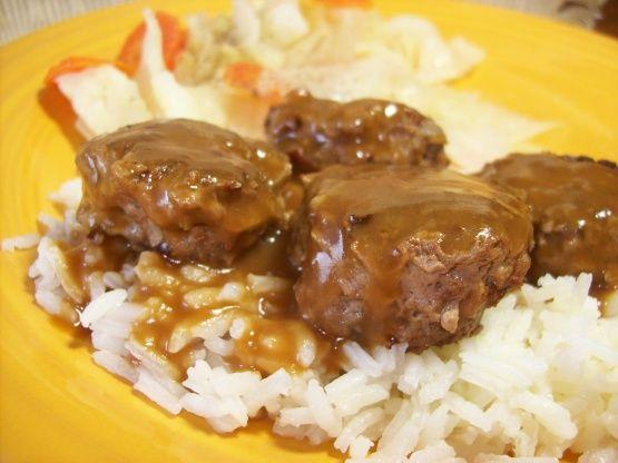 German Meatballs Recipe - Food.com
