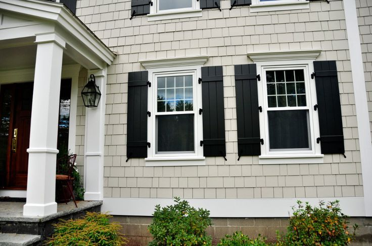 James Hardie In Cobblestone Like The Siding Color But