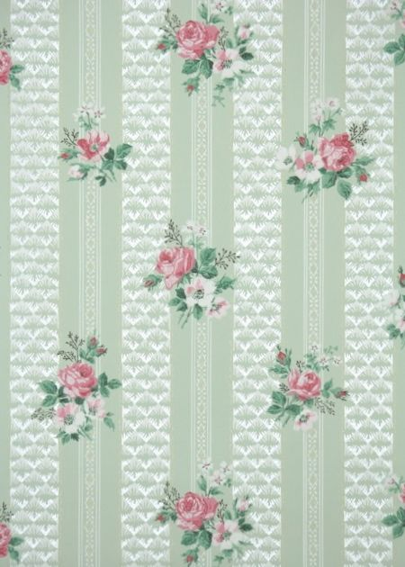 Hannah's Treasures Vintage Wallpaper Blog