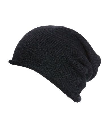 cb853d9ec Product Detail | H&M US | Add To Wardrobe | Knitted hats, Hats ...