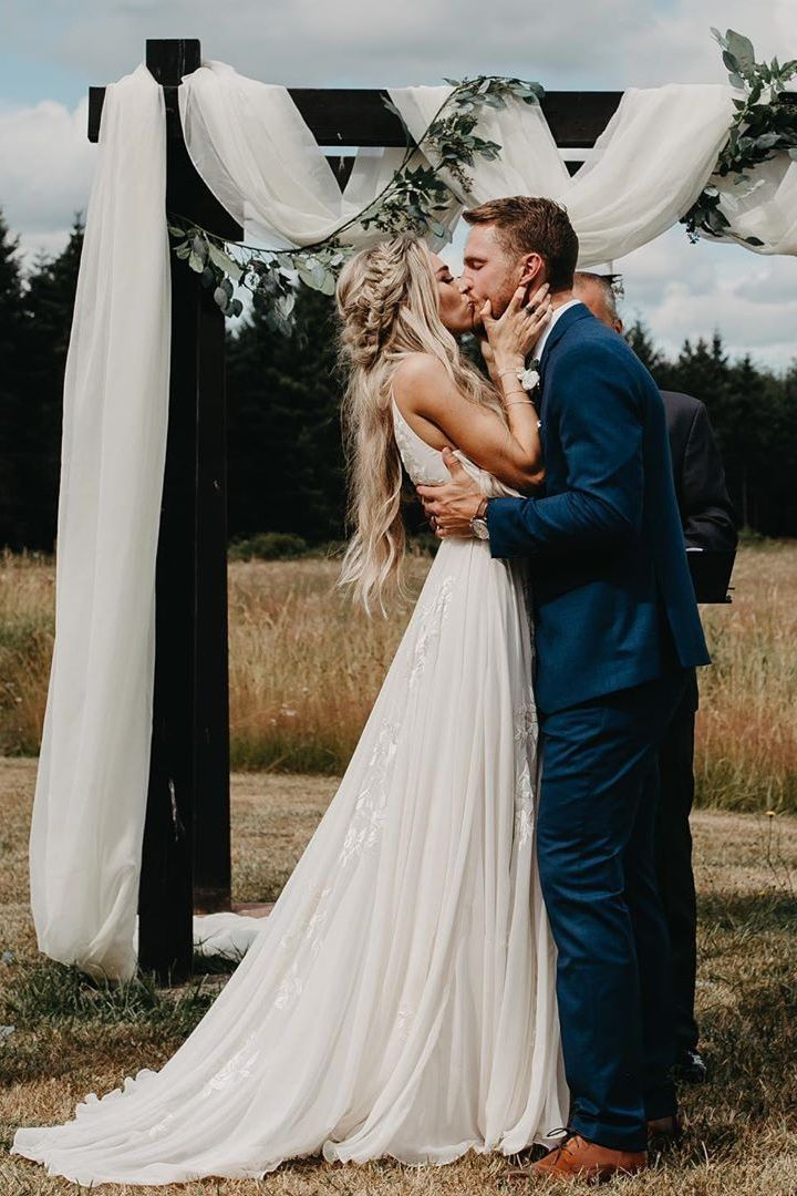 Photo of Bonaire Gown from BHLDN
