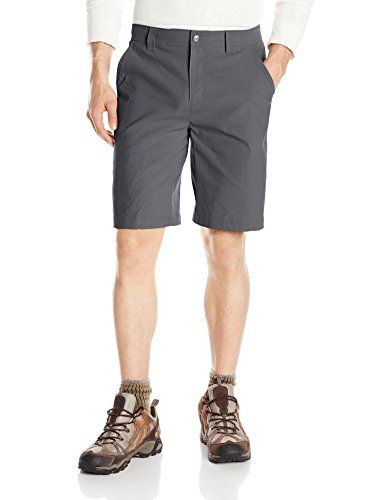 Columbia Sportswear Mens Royce Peak Shorts Grill 30x12Inch     You can get  additional details 7320d566f29