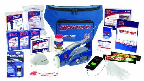 ER Emergency Ready 1 Person Ultimate Deluxe Fanny Pack Survival Kit ER Emergency Ready,http://www.amazon.com/dp/B00115W542/ref=cm_sw_r_pi_dp_6qKotb0H6HXN1R36