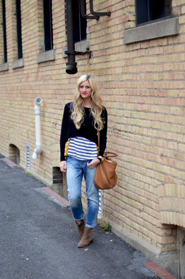 20 Amazing Outfit Ideas from fashion blog Little Miss Fearless by Amanda
