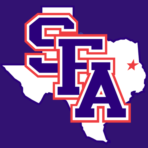 Image result for stpehen f austin logo colored background