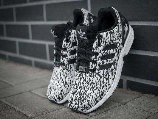 Adidas Zx Flux By9829 Women's Sports Shoes Outdoor Sneakers Original Model!