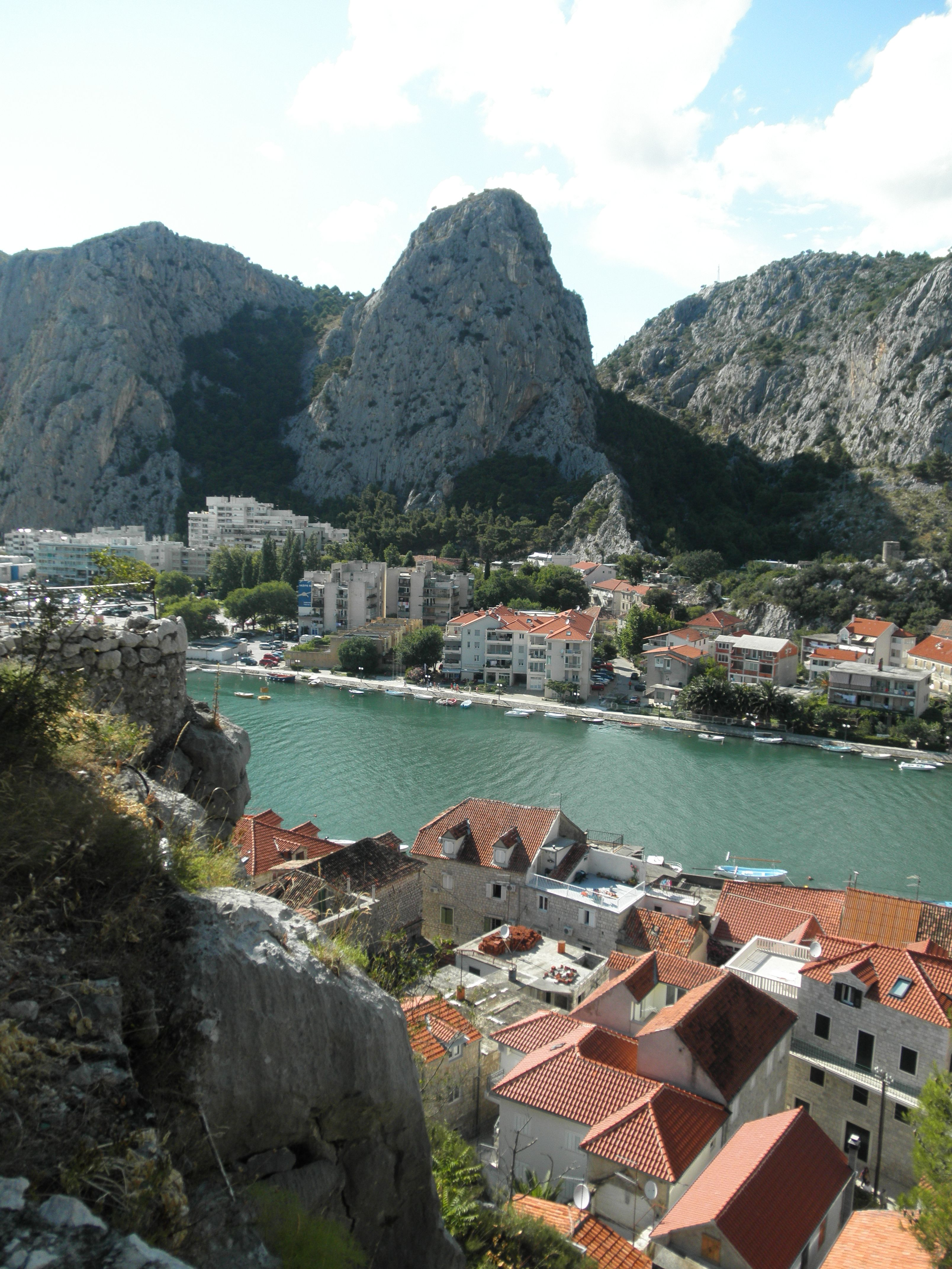 Croatia Omis (With images)