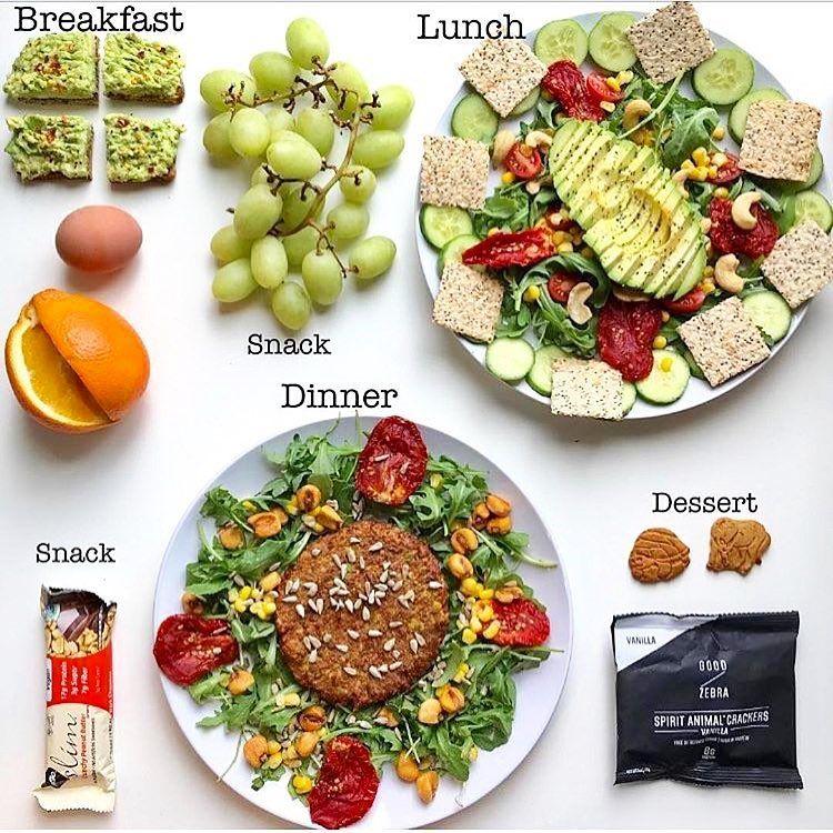 gezond eten fitness